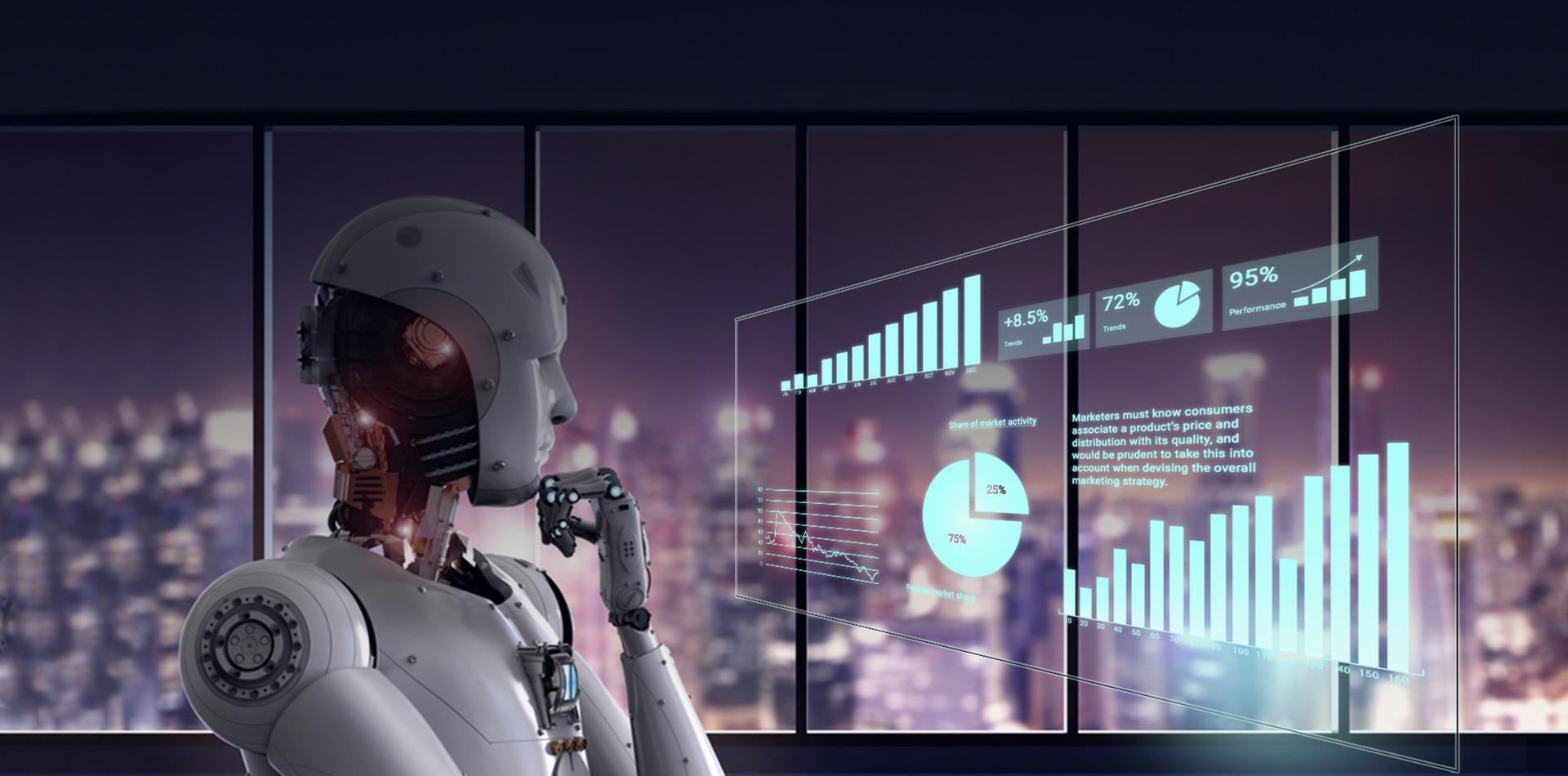AI Business Intelligence Analytics solutions