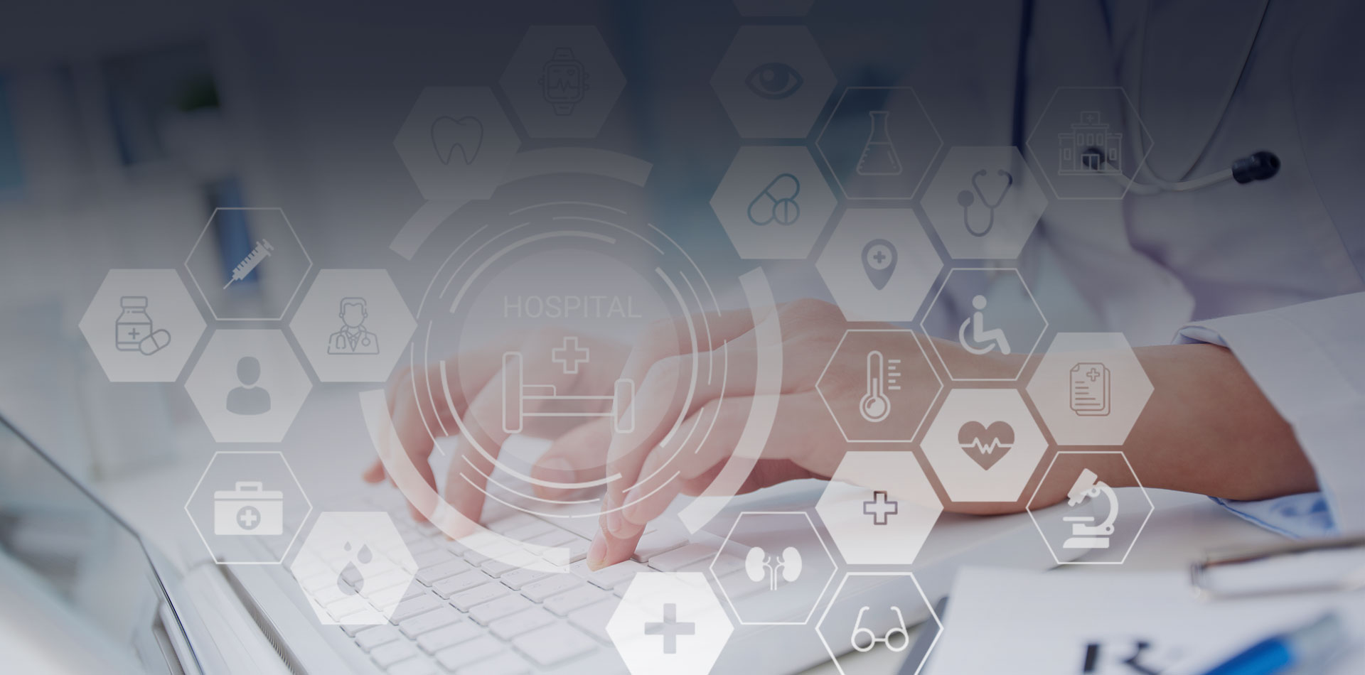Healthcare management system software solutions services