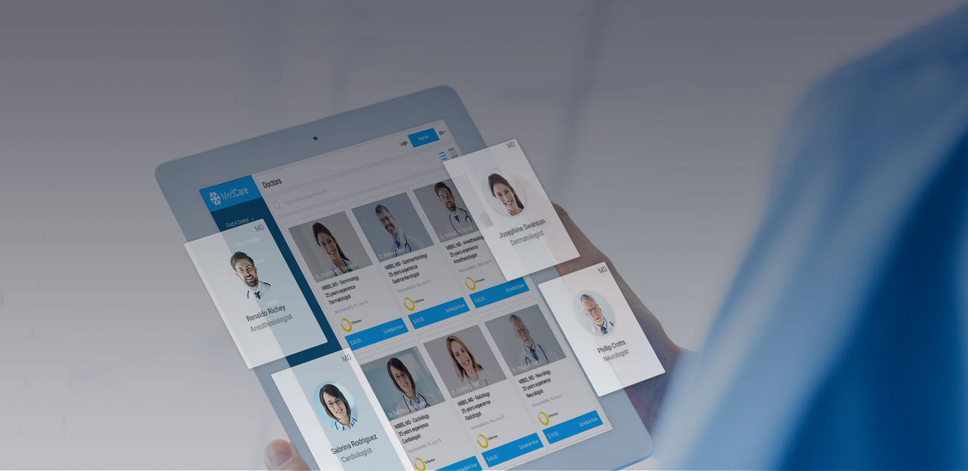 Healthcare Credentialing System