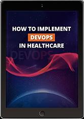 How to implement devops in healthcare