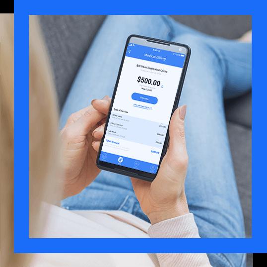 Medical billing mobile solution