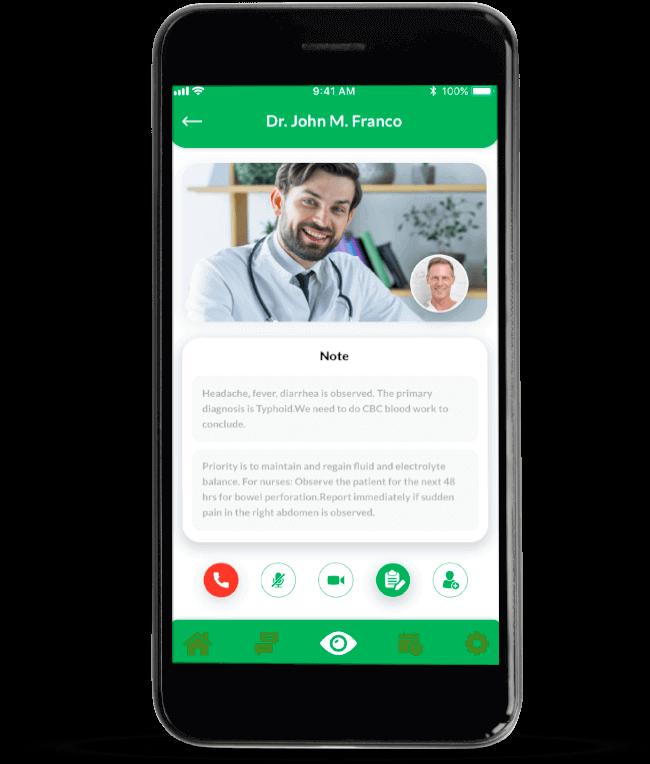 telehealth solution doe home health