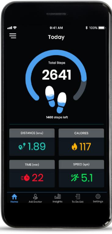 health monitoring solution