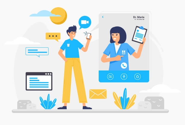 Current Trends in Mobile Health Solutions